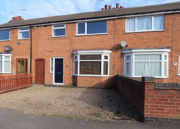 Thumbnail 3 bed town house to rent in Estoril Avenue, Wigston, Leicester