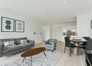 Thumbnail 1 bed terraced house for sale in Meridian Building, Royal Wharf