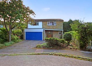 Thumbnail 4 bed detached house for sale in Shenley Hill, Radlett