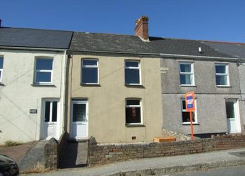 Thumbnail 3 bed terraced house for sale in St. Francis Road, Indian Queens, St. Columb
