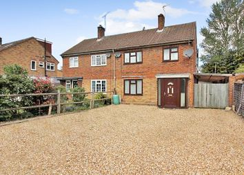 Thumbnail 3 bed semi-detached house for sale in Rivermead Road, Camberley