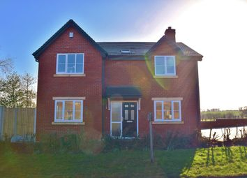 Thumbnail 4 bed detached house for sale in Stafford Road, Uttoxeter