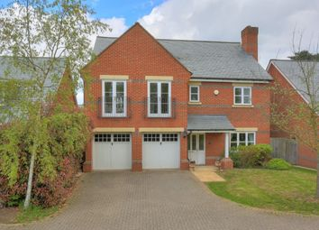 Thumbnail 5 bed detached house for sale in Beningfield Drive, St. Albans