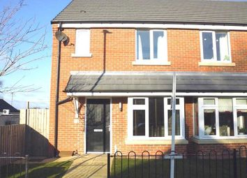 Thumbnail 2 bedroom semi-detached house for sale in Sail Lodge, Quarry Road, Bolsover