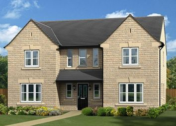 "Thumbnail 5 bedroom detached house for sale in ""The Edlingham Stone"" at Chesterfield Road, Matlock"
