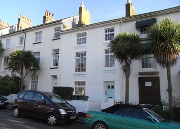 Thumbnail 1 bed flat to rent in Clarence Street, Penzance