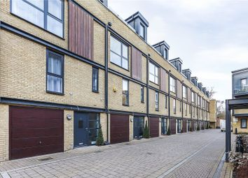 Thumbnail 3 bedroom terraced house for sale in Chiltonian Mews, London