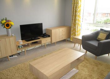 Thumbnail 2 bed flat for sale in Coleridge Way, Crewe