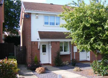 Thumbnail 2 bed end terrace house for sale in Lymore Croft, Walsgrave On Sowe, Coventry
