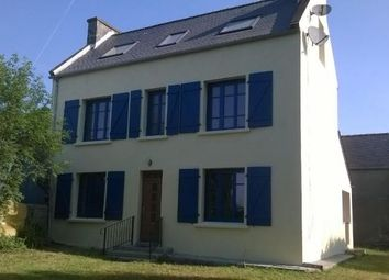 Thumbnail 4 bed detached house for sale in Plouye, Finistere, 29690, France