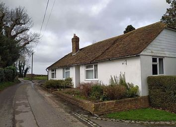 Thumbnail 2 bed detached bungalow to rent in Hinxhill, Ashford