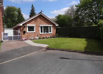 Thumbnail 3 bedroom detached bungalow for sale in Mountsorrel Close, Trentham, Stoke-On-Trent