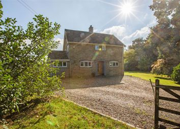 Thumbnail 4 bed detached house for sale in Church Road, Bradfield St. George, Bury St. Edmunds