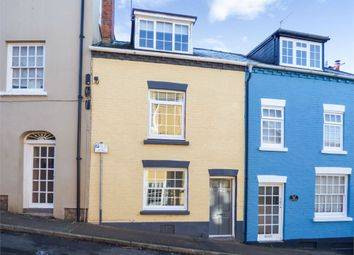 Thumbnail 2 bed terraced house for sale in Wye Street, Ross-On-Wye, Herefordshire