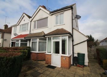 Thumbnail Semi-detached house to rent in Northdown Road, Cliftonville, Margate