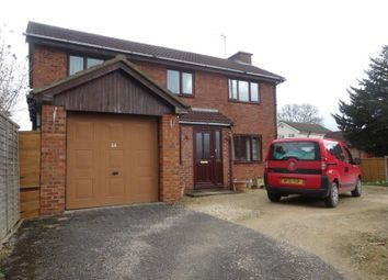 Thumbnail 3 bed detached house for sale in Armscroft Crescent, Longlevens, Gloucester