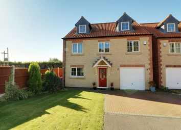 Thumbnail 4 bed detached house for sale in Eagle Court, Kirton Lindsey, Gainsborough