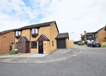 Thumbnail 2 bed semi-detached house for sale in Little Orchards, Aylesbury