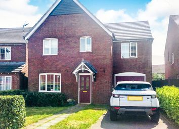 4 bed detached house for sale in Paddock Way, Hinckley LE10