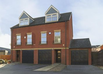 Thumbnail 3 bed semi-detached house for sale in Lido Close, Bulwell, Nottinghamshire