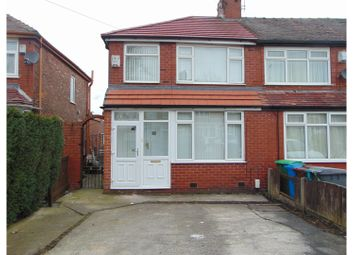Thumbnail 2 bed end terrace house for sale in Fife Avenue, Oldham