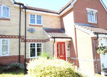 Thumbnail 2 bed terraced house for sale in Hood Drive, Great Blakenham, Ipswich, Suffolk