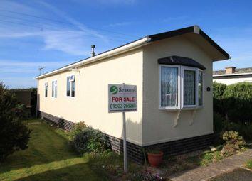 Thumbnail 2 bed mobile/park home for sale in Trelawne Gardens, Trelawne, Looe