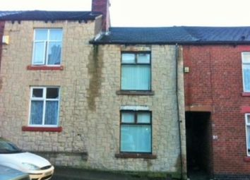 Thumbnail 2 bed terraced house for sale in Ellerton Road, Pagehall, Sheffield, South Yorkshire