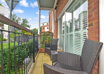 Thumbnail 2 bed flat for sale in Canalside, Redhill, Surrey