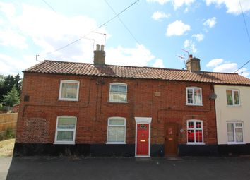 Thumbnail 2 bedroom terraced house to rent in Old Becclesgate, Dereham