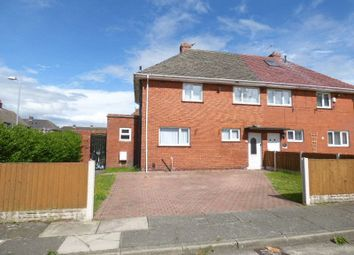 Thumbnail 3 bedroom semi-detached house for sale in Haigh Crescent, Lydiate, Liverpool