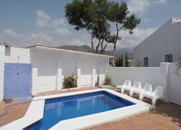 Thumbnail 4 bed villa for sale in Spain, Málaga, Nerja