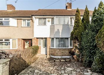 Thumbnail 3 bed terraced house for sale in Fulwell Park Avenue, Twickenham