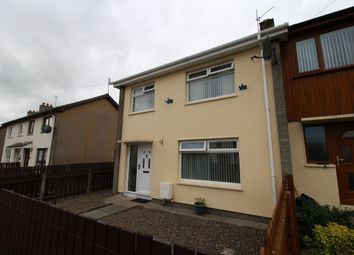 Thumbnail 3 bed terraced house for sale in Manor Park, Lisburn