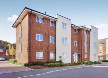 Thumbnail 2 bed flat for sale in Barber Road, Basingstoke