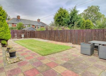 Thumbnail 3 bedroom end terrace house for sale in Matlock Square, Lynemouth, Morpeth