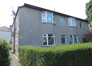 Thumbnail 3 bed flat for sale in Chirnside Road, Glasgow, Lanarkshire