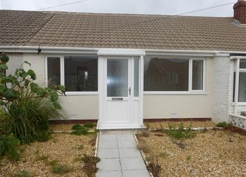 Thumbnail 1 bed bungalow to rent in Northumberland Avenue, Thornton Cleveleys