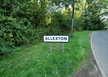 Thumbnail Land for sale in Main Street, Allexton, Oakham