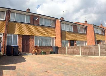 Thumbnail 3 bed terraced house for sale in Savay Close, Denham, Uxbridge