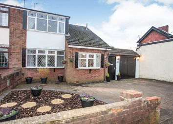 Thumbnail 4 bed semi-detached house for sale in Smorrall Lane, Bedworth, Warwickshire