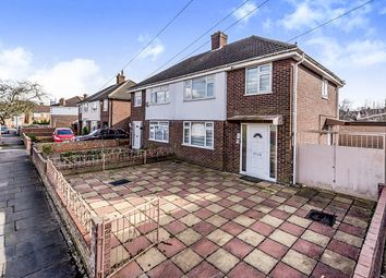 Thumbnail 3 bed semi-detached house for sale in Gloucester Road, Elstow, Bedford