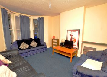 Thumbnail 4 bedroom flat to rent in Greville Road, Southville, Bristol