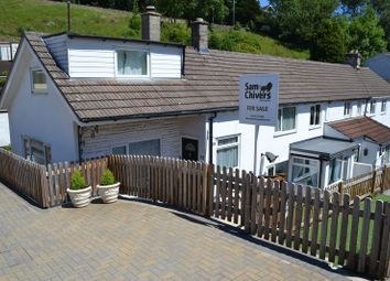 Thumbnail 3 bed semi-detached house for sale in Coombend, Radstock