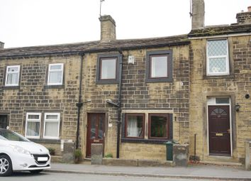 Thumbnail 2 bed terraced house for sale in Halifax Road, Cullingworth, Bradford