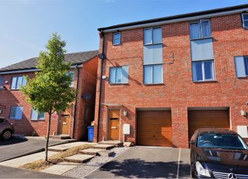 Thumbnail 4 bed town house to rent in Christie Lane, Salford
