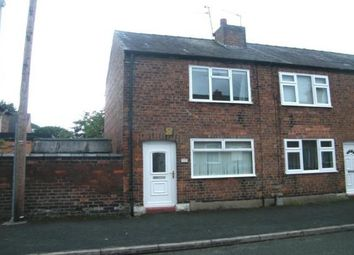 Thumbnail 2 bed property to rent in Priory Street, Northwich