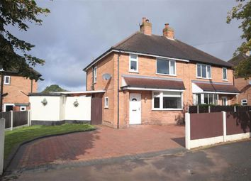 Thumbnail 3 bed semi-detached house for sale in Abbotts Road, Leek