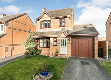 Thumbnail 3 bed detached house for sale in Brickbarn Close, Buckley, Flintshire, .