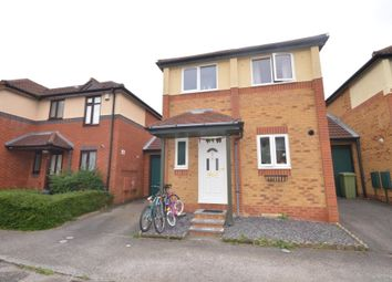 Thumbnail 3 bed detached house to rent in Wallmead Gardens, Loughton, Milton Keynes